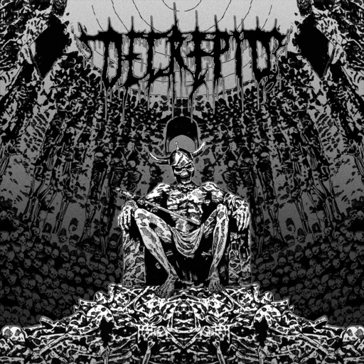 DECREPID - Osseous Empire CD