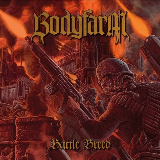BODYFARM - Battle Breed CD digipack