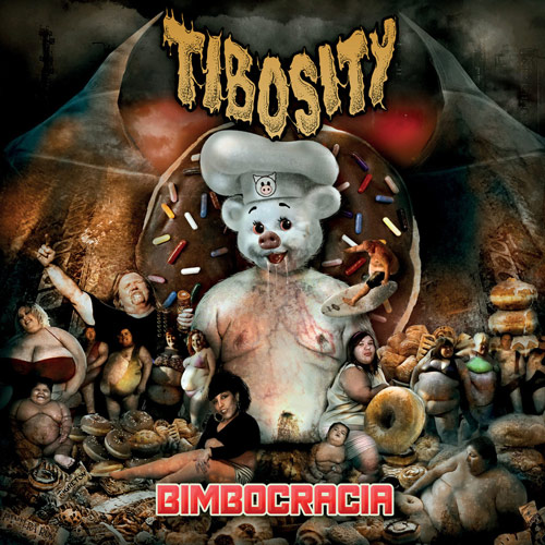 TIBOSITY - Bimbocracia CD