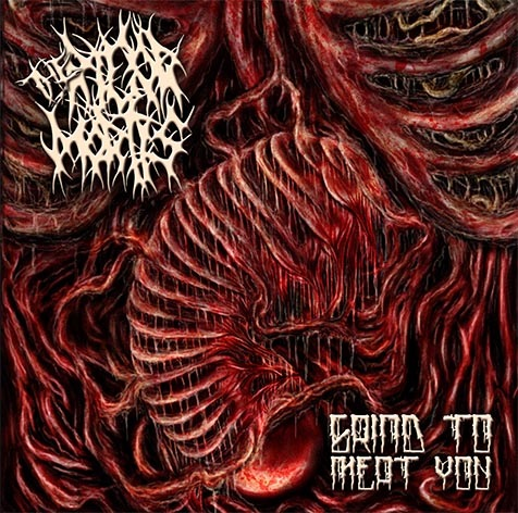 THE RIGOR MORTIS - Grind To Meat You CD