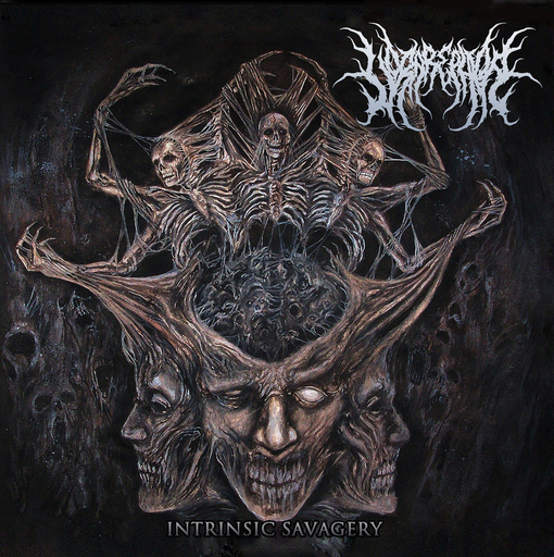 VORAREPHILIA - Intrinsic Savagery CD