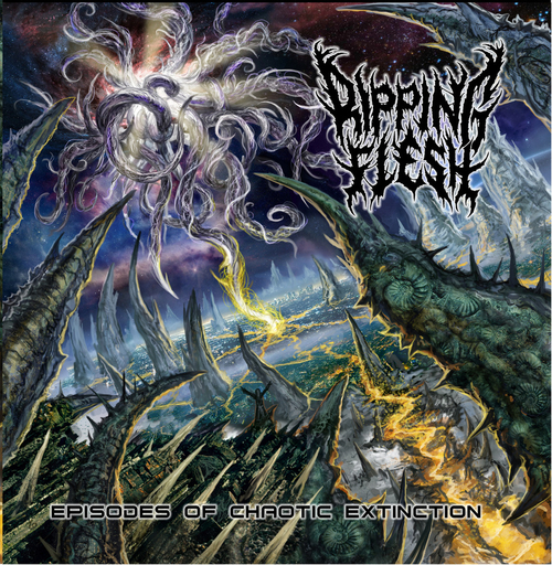 RIPPING FLESH - Episodes of Chaotic Extinction CD