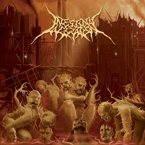 INTESTINAL LACERATION - Species of Putrid Minds CD