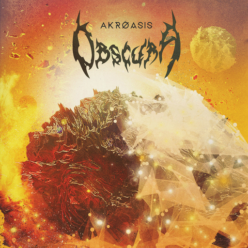 OBSCURA - Akroasis CD