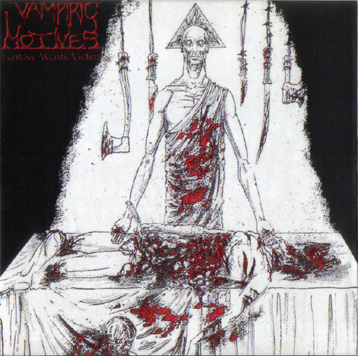 VAMPIRIC MOTIVES/NEUROPATHIA CD