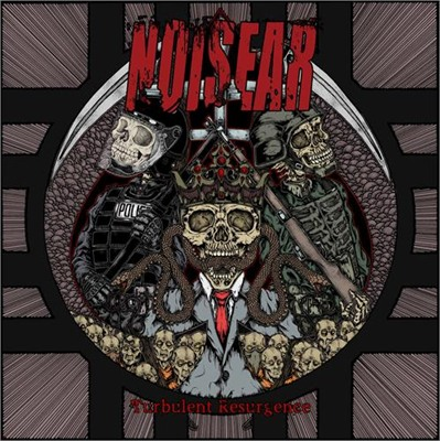 NOISEAR - Turbulent Resurgence CD