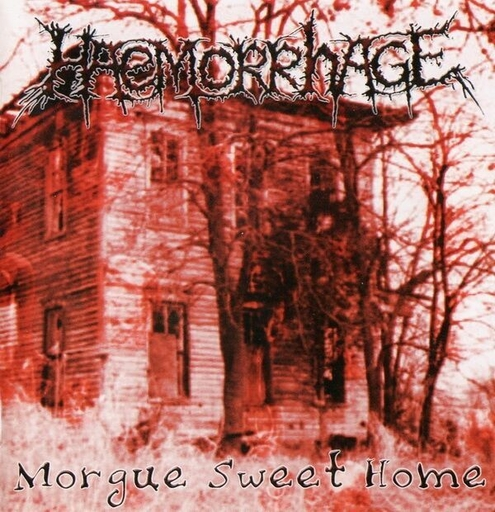 HAEMORRHAGE - Morgue Sweet Home LP