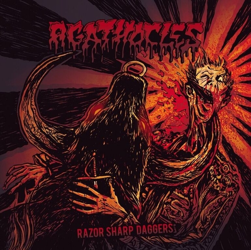 AGATHOCLES - Razor Sharp Daggers 2xLP