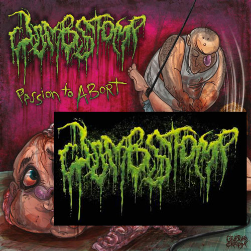 WOMBSTOMP - Passion To Abort CD