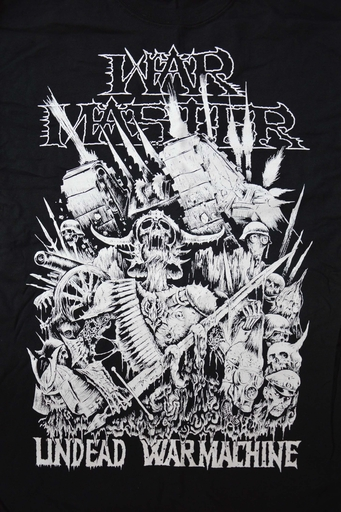 WAR MASTER - Undead Warmachine TS