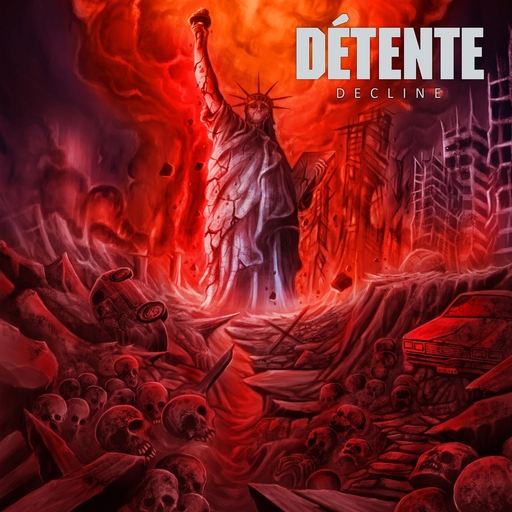 DÉTENTE - Decline CD