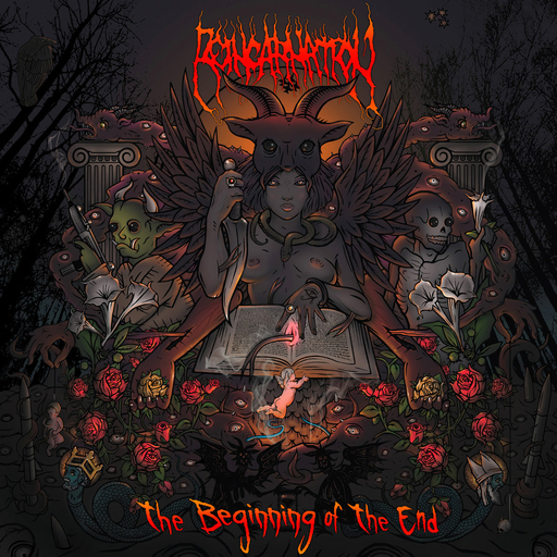 REINCARNATION - The Beginning of the End CD