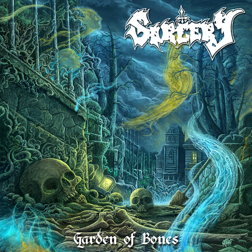 SORCERY - Garden  of Bones CD