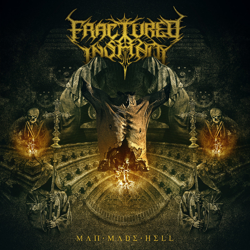 FRACTURED INSANITY - Man Made Hell CD