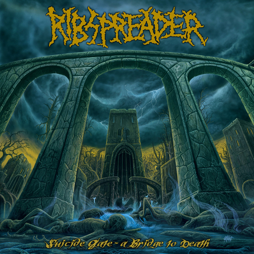 RIBSPREADER - Suicidal Gate - A Bridge to Death CD