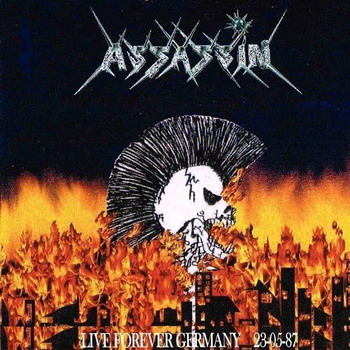 ASSASSIN - Demos 1985-1986 CD