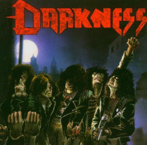 DARKNESS - Death Squad CD