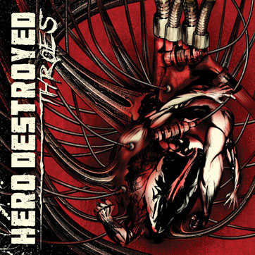 HERO DESTROYED - Throes CD