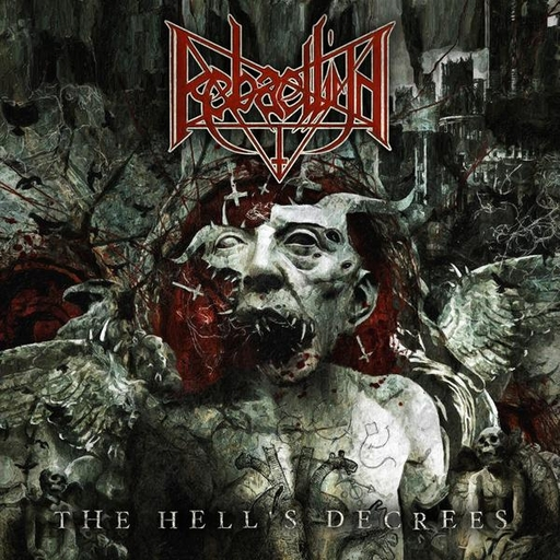 REBAELLIUN - The Hells Decrees CD
