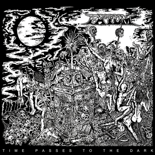 FATUM - Time Passes To The Dark LP