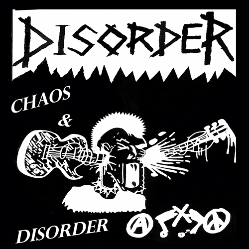AGATHOCLES/DISORDER - split LP