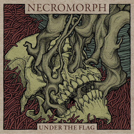 NECROMORPH - Under The Flag CD