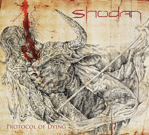SHODAN - Protocol Of Dying CD digipack