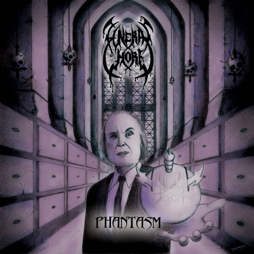 FUNERAL WHORE - Phantasm CD