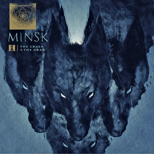 MINSK - The Crash And The Draw CD