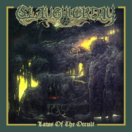 SLAUGHTERDAY - Laws Of The Occult CD