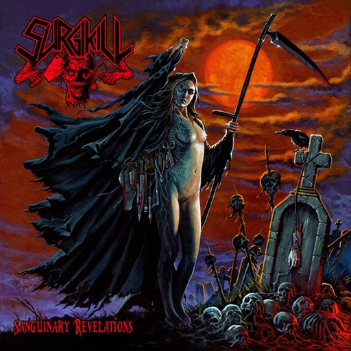 SURGIKILL - Sanguinary Revelations CD