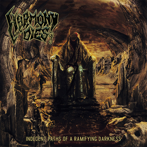 HARMONY DIES - Indecent Paths Of a Ramifying Darkness CD digipack