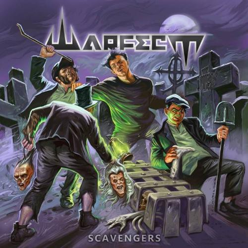 WARFECT - Scavengers CD