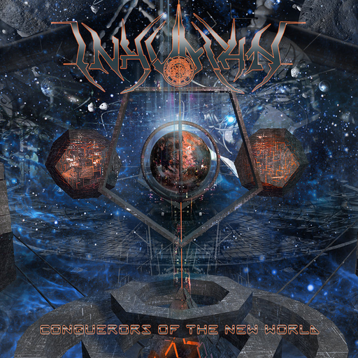 INHUMAN - Conquerors of the New World CD