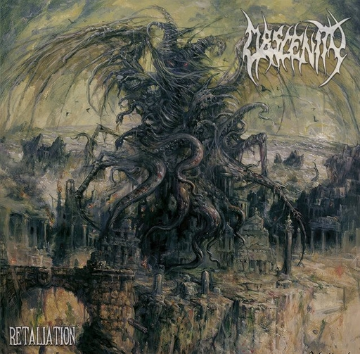 OBSCENITY - Retaliation CD