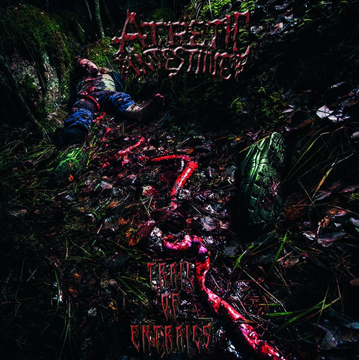 ATRETIC INTESTINE - Trail of Entrails CD