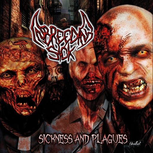 INBREEDING SICK - Sickness and Plagues CD