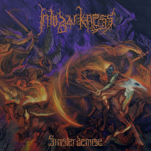 INTO DARKNESS - Sinister Demise CD