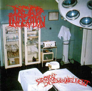 DEAD INFECTION - Surgical Disembowelment CD digipack