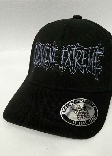 OBSCENE EXTREME 2017 – FLEX FIT BLACK