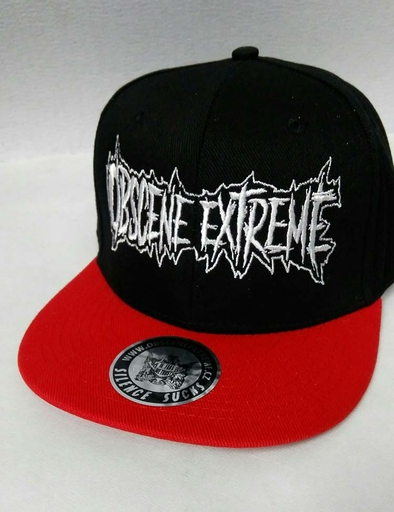 OBSCENE EXTREME 2017 – BASEBALL BLACK/RED