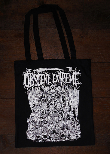 OBSCENE EXTREME 2017 – BAG - SCUM
