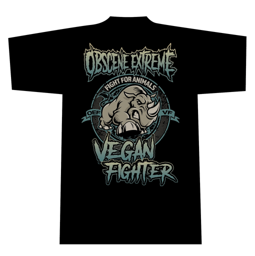 OBSCENE EXTREME 2017 - VEGAN FIGHTERS - TS