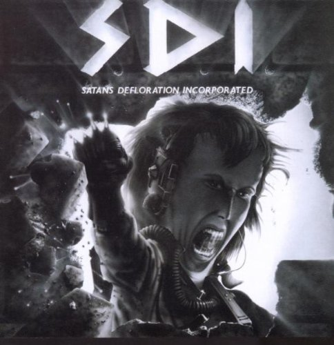 S.D.I. - Satans Defloration Incorporated CD