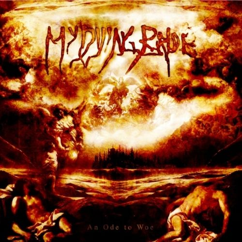 MY DYING BRIDE - An Ode to Woe CD + DVD