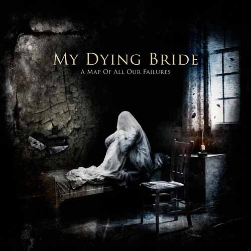 MY DYING BRIDE - A Map of All Our Failures CD + DVD