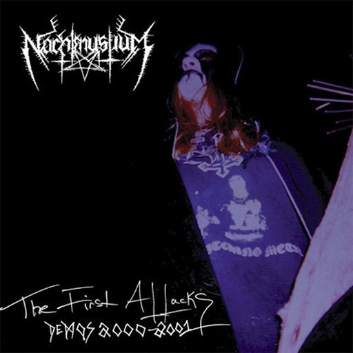 NACHTMYSTIUM - The First Attacks Demos 2000-2001 CD
