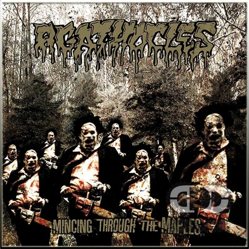 AGATHOCLES - Mincing Through the Maples CD digipack