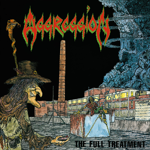 AGGRESSION – The Full Treatment CD