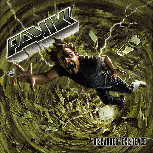 PANIKK – Discarded Existence CD